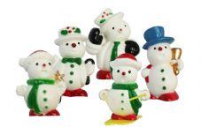 Snowman Cake Toppers